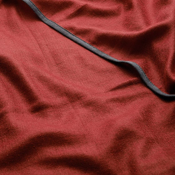 Image of Cashmere Scarf Red (100 x 200)
