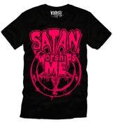 Image of SATAN WORSHIPS ME