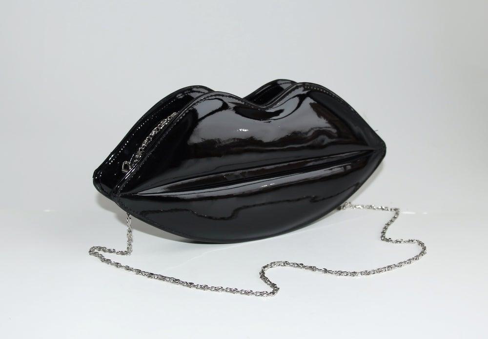 Image of Black Lippie Purse