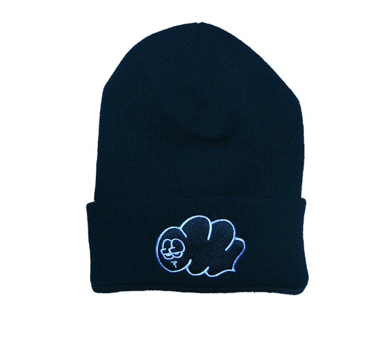 Image of Black Smokesmen Beanie
