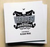 Image of Heroes & Horrors Sketchbook
