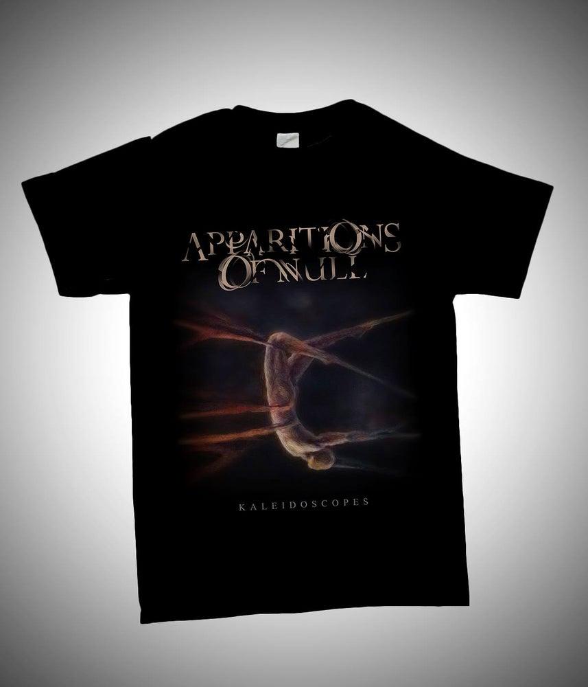 Image of Kaleidoscopes t-shirt black