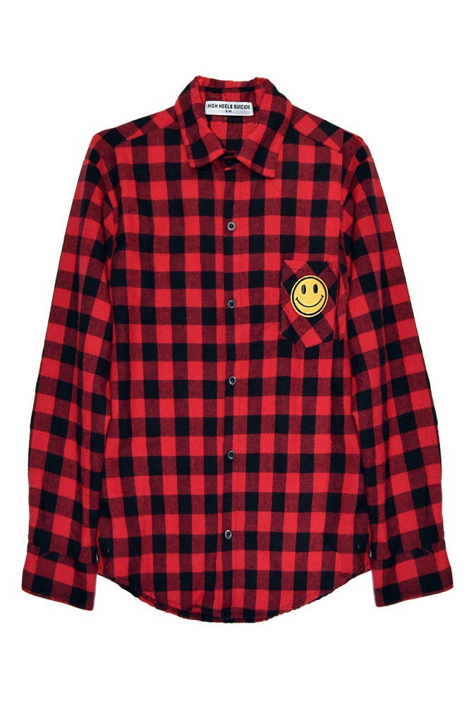 Image of COOL PATCH FLANNEL