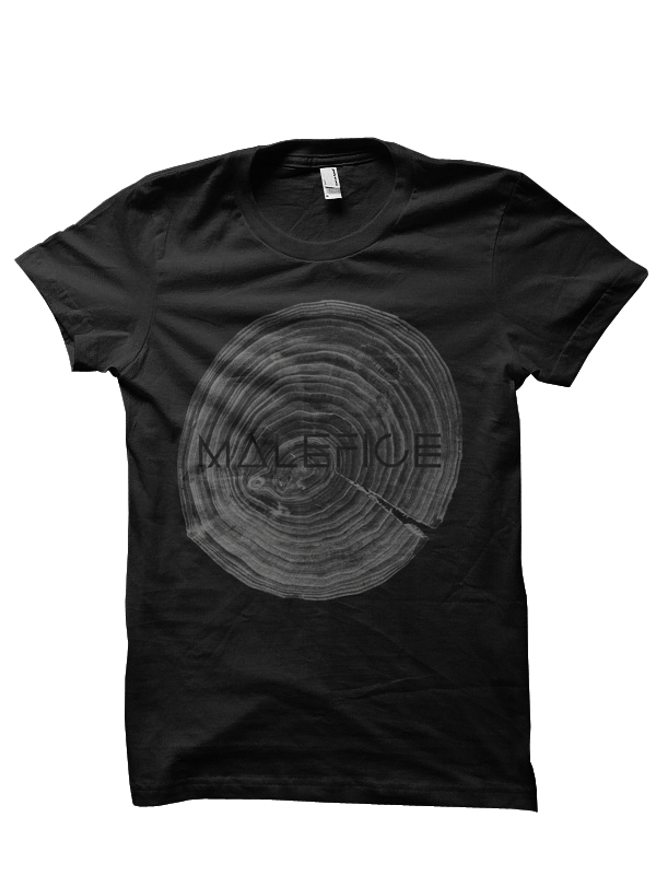 Image of Malefice - 'Gravitas' Tee (Black)
