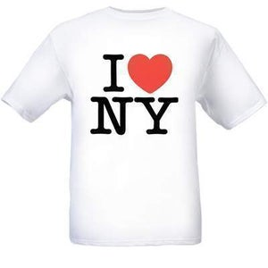 Image of I Love New York Boyf Fit Tee