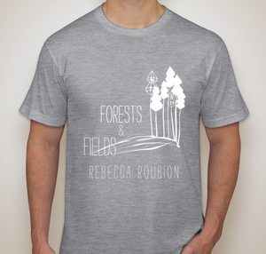 Image of Forests & Fields T-shirt