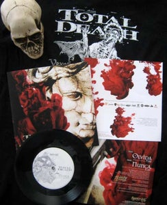"Image of TOTAL DEATH ""Olvida"" 7 EP"