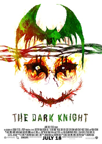 Image of The Dark Knight - Tormented