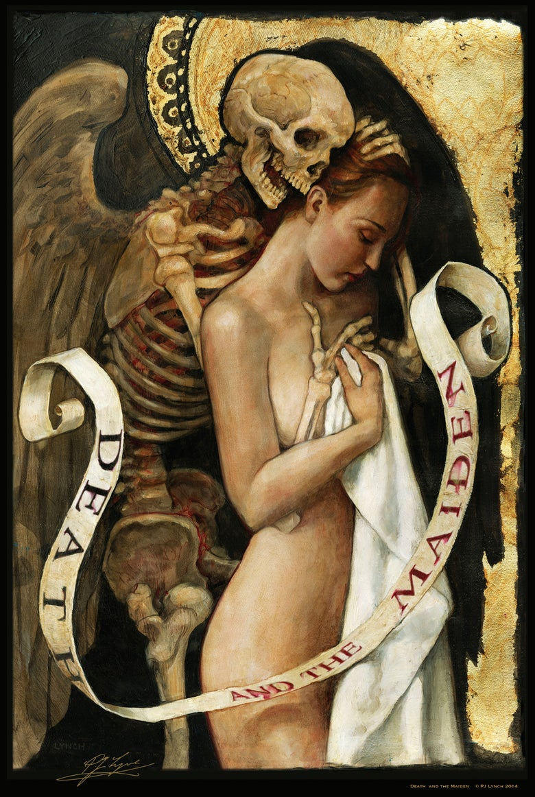 Image of Death and the Maiden