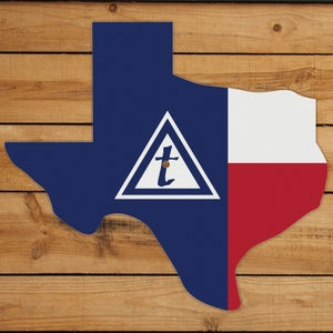 Image of Toadies : Texas Flag Picture Disc