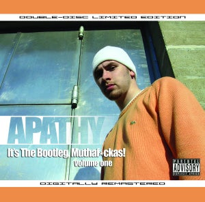 Image of Apathy - It's The Bootleg, Muthaf--kas! Vol. One 2CD