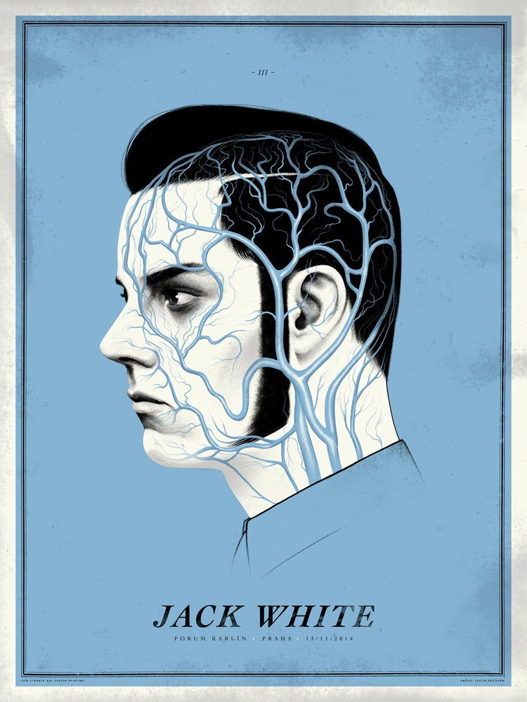 Image of JACK WHITE - PRAGUE