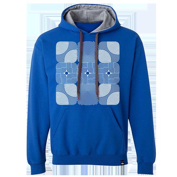 Image of Kah-o'-shun Pullover – Blue