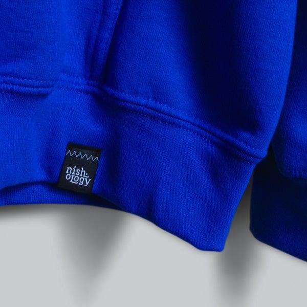 Image of Kah-o-shun Pullover – Blue