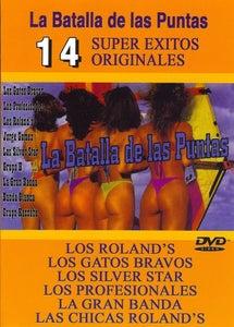 Image of Batalla de las Puntas 1990! DVD