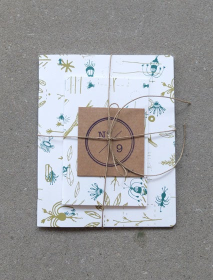 Image of Set of notebooks