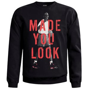 """Image of LIKE MIKE """"MADE YOU LOOK"""" Infrared Sweater"""