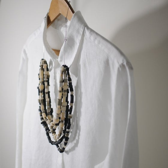 Image of Cypher Statement Necklace