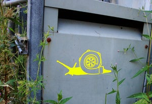 Image of Turbo Snail Sticker