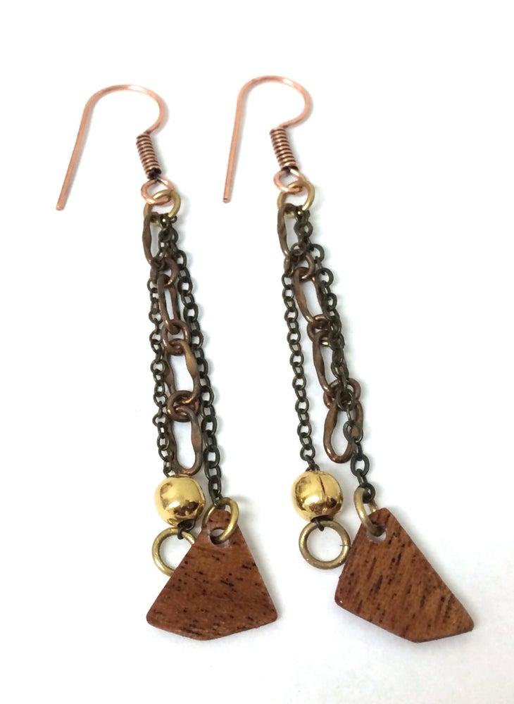 Image of Tier Earrings