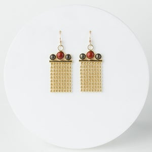 Image of WINNOW Aldebaran Fringe Earrings