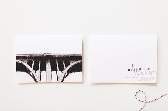 Image of Colorado Bridge Notecard