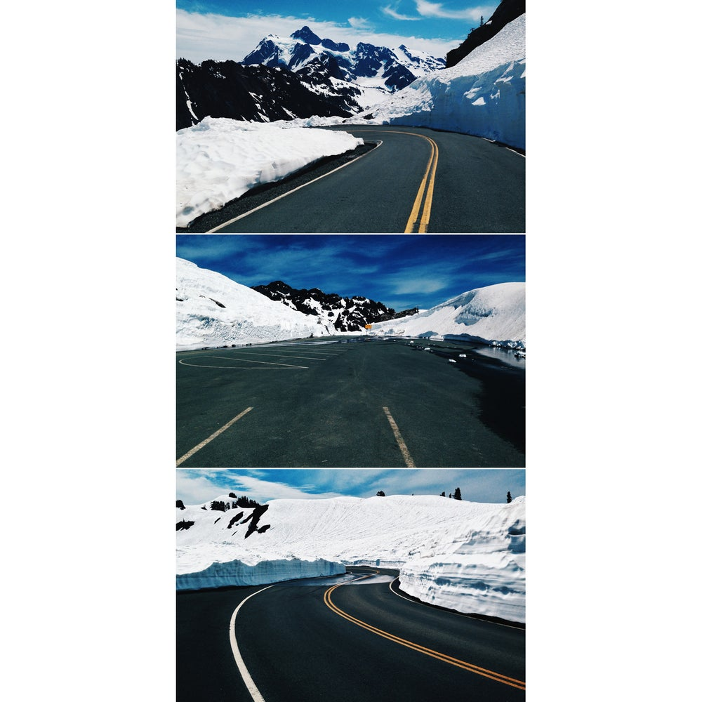 Image of ICE ROAD PRINT PACK by Ryan Russell