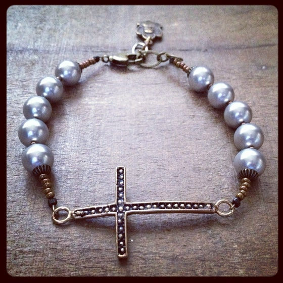 Image of ST. JOAN of ARC Bracelet
