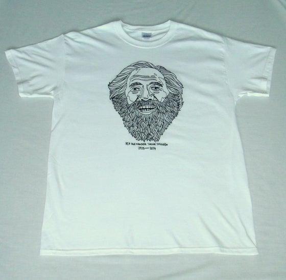 Image of R.I.P Alexander 'Sasha' Shulgin t-shirt