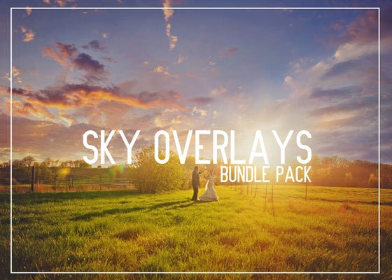 Image of SKY OVERLAYS - BUNDLE!