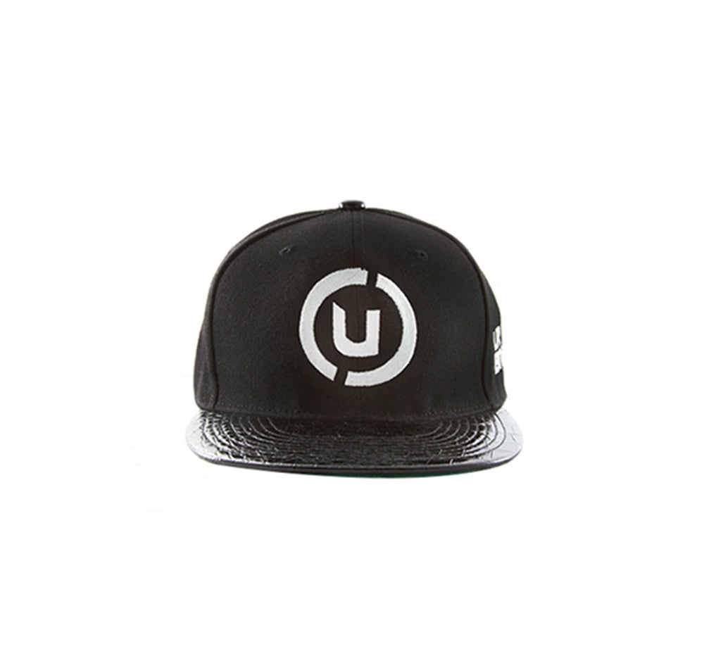 Image of Black Gator Snapback