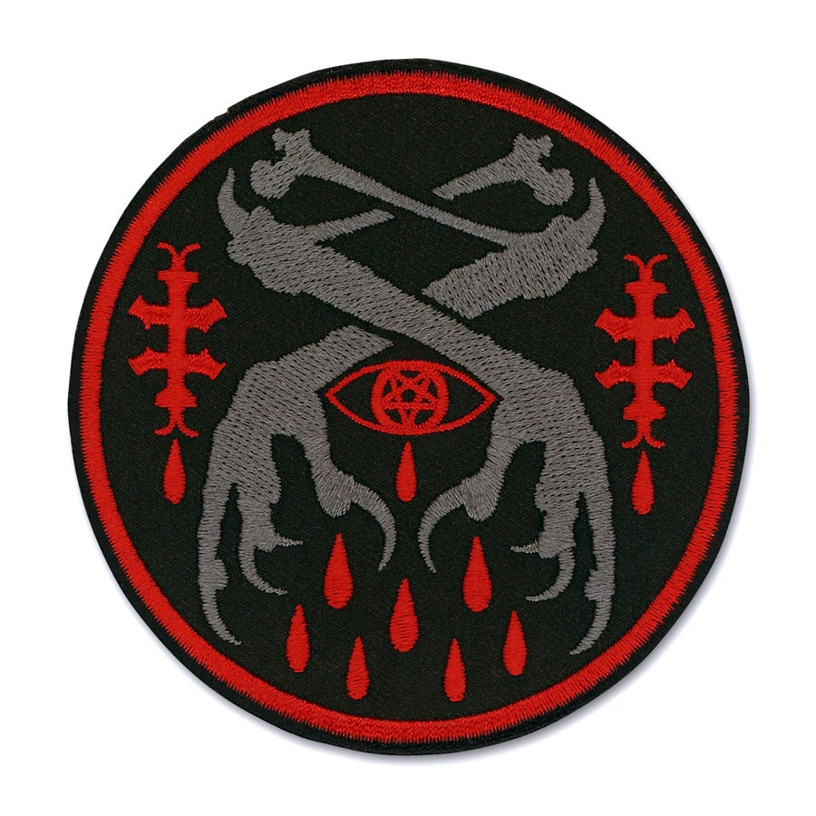 Image of Occult Strike Force Patch