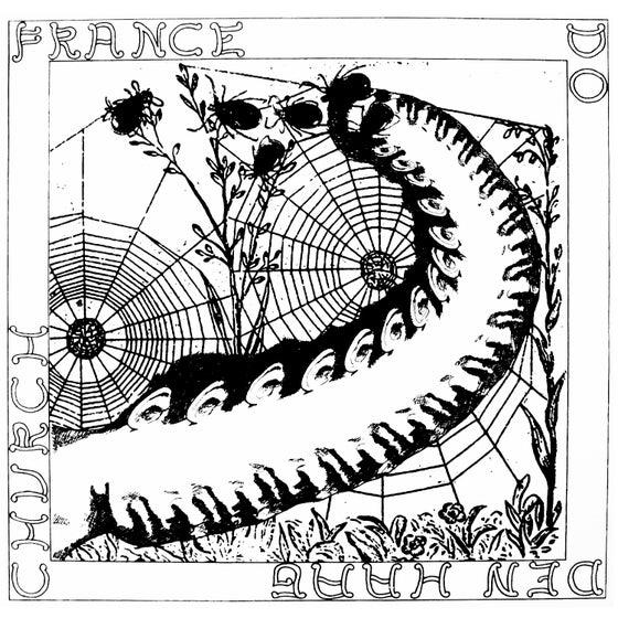 Image of France - Do Den Haag Church (LP)