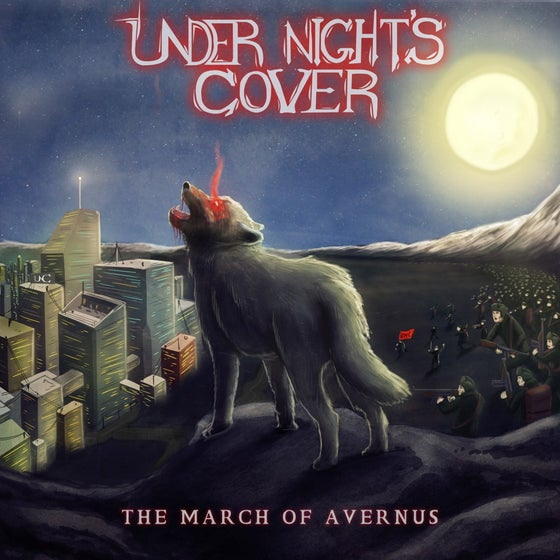 Image of The March of Avernus EP