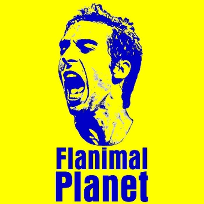 Image of FLANIMAL PLANET (yellow)