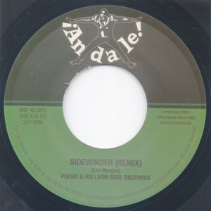 "Image of Sidewinder (Remix) / Got Myself A Good Man - 7"" Vinyl"
