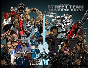 Image of StreetTeam Universe Guide PDF