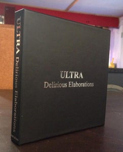 "Image of Ultra ""Delirious Elaborations"" 4-CD Box set"