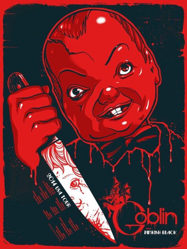 Image of Goblin 2014 Poster