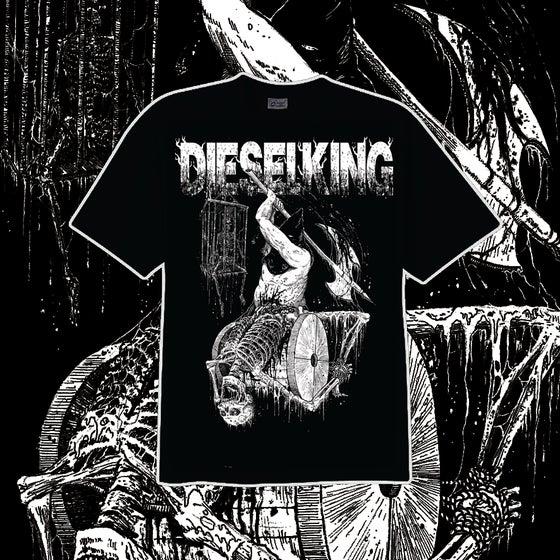 Image of 'Necrocutioner' T-shirt