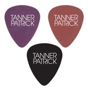 Image of Tanner Patrick Custom Guitar Picks