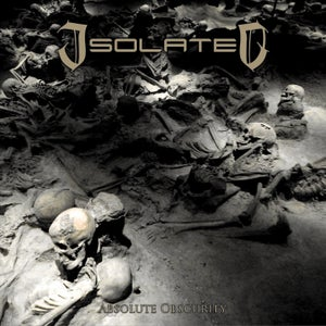 """Image of ISOLATED """"Absolute Obscurity"""" CD"""