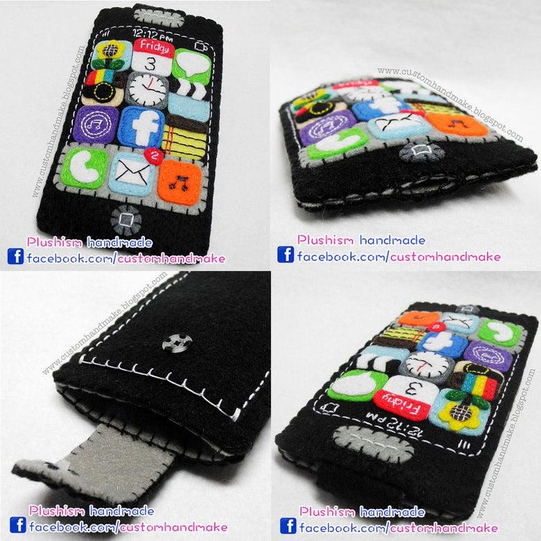 Image of iPhone 6 plus Pocket Cozy