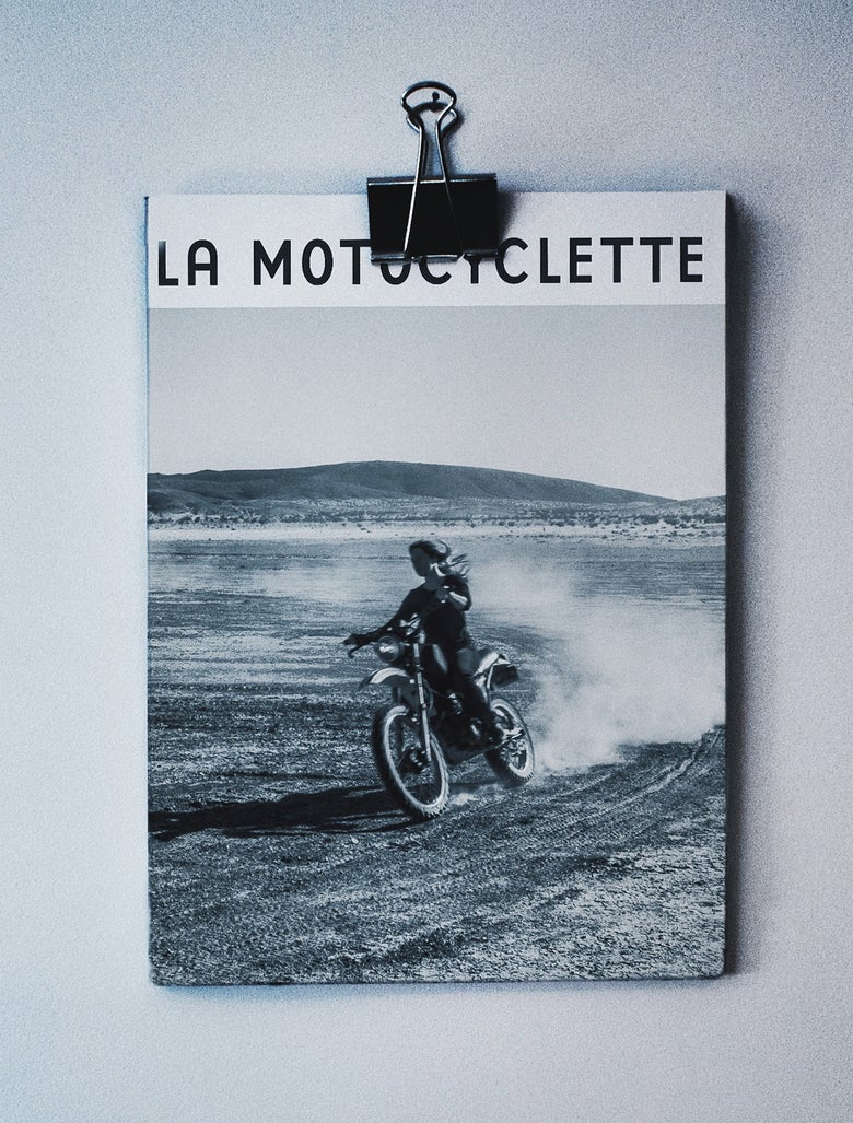 Image of La Motocyclette Vol. 3