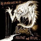 Image of THE DOMESTICS (UK) - 'ROUTINE & RITUAL' ALBUM (CD VERSION)