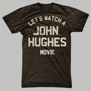 Image of John Hughes Movie T-Shirt