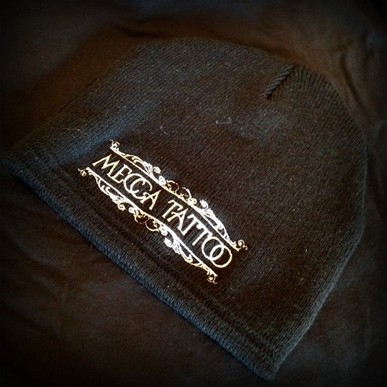 Image of Mecca Tattoo Beanies