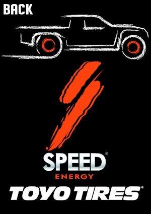 Image of SPEED Energy Trophy Truck Hoodie