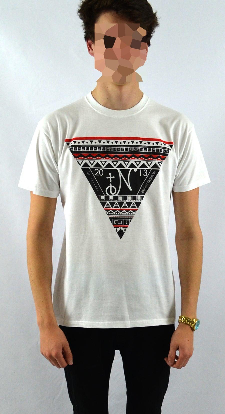 Image of Aztec Tee