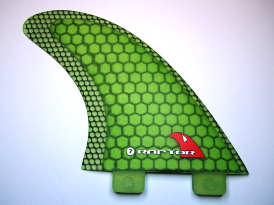Image of R7 Carbon Net - Green